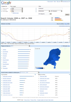 Google Insights for Search: krachtige tool voor SEO en SEA