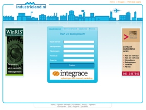 industrieland.nl: digitaal platform voor ondernemers op industrieterreinen