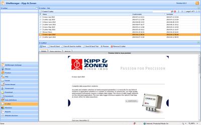 SiteManager CMS Nieuwsbrief Module
