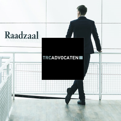 TRC Advocaten live met responsive website