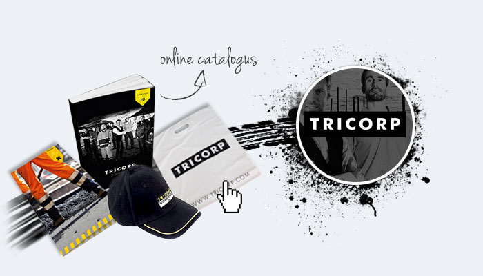 TriCorp webshop